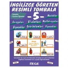 İngilizce Tombala - 5