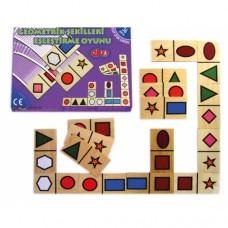 Geometrik Şekiller Domino