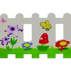 Bahar Çiçekleri - 2 Çit ve Seperatör