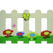 Bahar Çiçekleri - 3 Çit ve Seperatör
