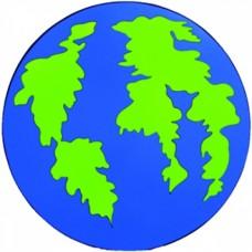 Dünya Küre (30 cm)