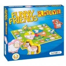 Beleduc Funny Friends Rallye