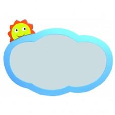 Bulut, Güneş Lavabo Aynası
