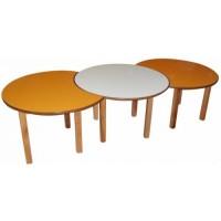 3' lü Tırtıl Masa Grubu
