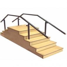Cift Taraflı Yürüme Merdiveni